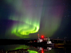 ทัวร์รัสเซีย มอสโคว์ ซาร์กอร์ส 8 วัน 5 คืน ตามล่าหาแสงเหนือ 'Aurora Hunting'  พิพิธภัณฑ์เรือทําลายน้ําแข็งพลังนิวเครียร์ บิน EK รัสเซีย
