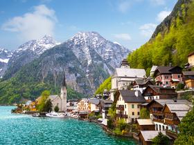 """ทัวร์ยุโรปตะวันออก เยอรมนี เชก ออสเตรีย 8 วัน 5 คืน พระราชวังเชินบรุนน์ หมู่บ้านมรดกโลก """"ฮัลสตัท"""" บิน TG เยอรมัน เช็ก ออสเตรีย"""