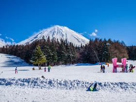 ทัวร์ญี่ปุ่น โตเกียว 6 วัน 4 คืน ภูเขาไฟฟูจิ (ชั้นที่ 5) นั่งกระเช้า คาจิ คาจิ  *สนุกกับลานสกีฟูจิเท็น (เฉพาะกรุ๊ปที่ออกเดินทาง ตั้งแต่วันที่15 ธ.ค.60 เป็นต้นไป)  บิน XW โตเกียว