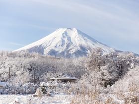 ทัวร์ญี่ปุ่น โตเกียว 5 วัน 3 คืน ภูเขาไฟฟูจิชั้น5 หุบเขาโอวาคุดานิ ชิมไข่ดำ *กิจกรรมถาดเลื่อนหิมะ ณ ลานสกี [เฉพาะกรุ๊ป 20,21ธ.ค. 60] บิน XJ โตเกียว