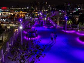 ทัวร์เกาหลี กรุงโซล 5 วัน 3 คืน สวนลอยฟ้าSeoullo7017  ขึ้นลิฟท์ชมวิว Lotte World Tower(SeoulSky) แลนด์มาร์คแห่งใหม่ *ปั่น Rail Bike บิน TG กรุงโซล วันจักรี