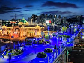 ทัวร์เกาหลี กรุงโซล 5 วัน 3 คืน สวนลอยฟ้าSeoullo 7017  สนุกสนานกับ 'สวนสนุกเอเวอร์แลนด์' บิน KE กรุงโซล