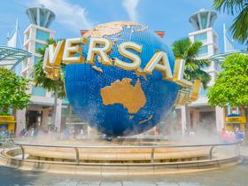 ทัวร์สิงคโปร์ 4 วัน 3 คืน สนุกสนานเต็มวัน 'ยูนิเวอร์แซล สตูดิโอ'  การ์เด้นบายเดอะเบย์ บิน SQ  สิงคโปร์