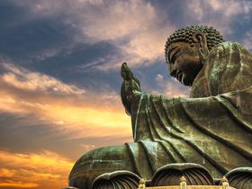 ทัวร์ฮ่องกง เกาะลันเตา 3 วัน 2 คืน ไหว้พระใหญ่ลันเตา นั่งกระเช้านองปิงคริสตัล บิน HX ฮ่องกง ทัวร์ไหว้พระ