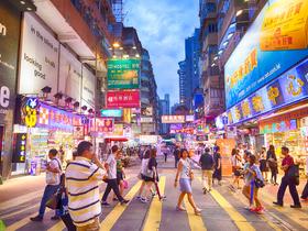 ทัวร์ฮ่องกง 3 วัน 2 คืน ยอดเขาวิคตรอเรียพีค รีพลัสเบย์ ช้อปปิ้ง บิน HX  ฮ่องกง