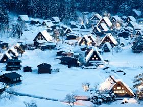 ทัวร์ญี่ปุ่น โอซาก้า ทาคายาม่า โตเกียว 5 วัน 4 คืน นาบานะโนะซาโตะ หมู่บ้านมรดกโลกชิราคาวาโกะ *นั่งกระเช้าคาจิ คาจิ  บิน XJ โอซาก้า โตเกียว