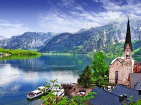 ทัวร์ยุโรปตะวันออก เชก ออสเตรีย สโลวัค ฮังการี 7 วัน 4 คืน พระราชวังเชินบรุนน์ ล่องเรือทะเลสาปฮัลสตัท บิน EK ออสเตรีย ฮังการี สโลวัค สาธารณรัฐเช็ก