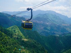 ทัวร์เวียดนามเหนือ ฮานอย ซาปา นิงห์บิงห์ 4 วัน 3 คืน พิชิตยอดเขาฟานสิปัน นั่งเรือกระจาดชมธรรมชาติ บิน TG  ฮานอย ฮาลอง ซาปา นิงห์บิงห์