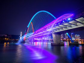 ทัวร์เกาหลี กรุงโซล 4 วัน 2 คืน สวนสนุกเอเวอร์แลนด์ ชมน้ำพุเต้นรำสะพานบันโพ บิน TG  กรุงโซล