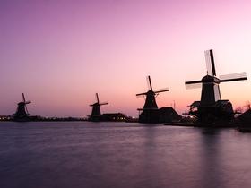 ทัวร์ยุโรป เนเธอร์แลนด์ เยอรมนี ลักเซมเบิร์ก เบลเยี่ยม 7 วัน 5 คืน หมู่บ้านกังหันลมซานสคันส์ ล่องเรือหลังคากระจก บิน BR เยอรมัน เนเธอร์แลนด์ เบลเยี่ยม ลักเซมเบิร์ก