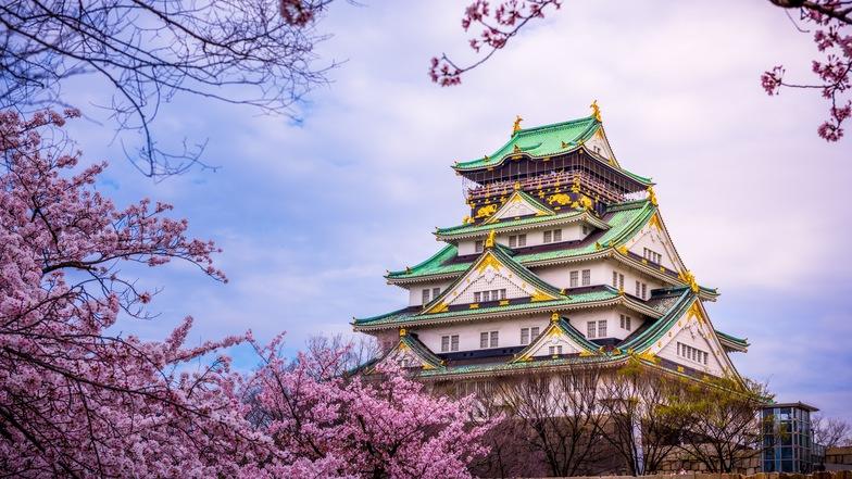 ทัวร์ญี่ปุ่น โอซาก้า ทาคายาม่า  5 วัน 3 คืน ปราสาทโอซาก้า  เทศกาลแสงสีนาบานะ โน ซาโตะ  บิน  ไทยแอร์เอเชียเอกซ์