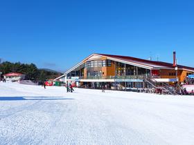 ทัวร์ญี่ปุ่น โตเกียว 5 วัน 3 คืน ฟูจิเท็น สกีรีสอร์ท ล่องเรือโจรสลัด ณ ทะเลสาบอาชิ บิน XJ โตเกียว