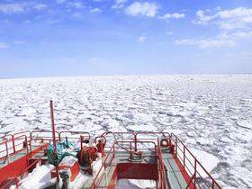 ทัวร์ญี่ปุ่น ฮอกไกโด ซัปโปโร 6 วัน 4 คืน ล่องเรือตัดน้ำแข็ง  ลานสกีชิกิไซ  น้ำตกริวเซ กิงกะ  บิน HB ฮอกไกโด