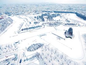ทัวร์ญี่ปุ่น ฮอกไกโด ซัปโปโร  6 วัน 4 คืน ขึ้นเม้าท์ฮาโกดาเตะ กระเช้าไฟฟ้าอุซุซัง ลานสกีเบนเค  บิน HB ฮอกไกโด