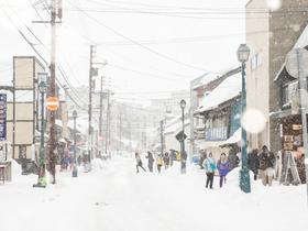 ทัวร์ญี่ปุ่น ฮอกไกโด  เมืองซัปโปโร 5 วัน 3 คืน  สนุกสนานลานสกี  กระเช้าขึ้นยอดเขาอุสุ  บิน HB ฮอกไกโด