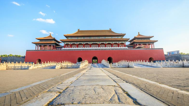 ทัวร์จีน ปักกิ่ง 5 วัน 3 คืน พระราชวังกู้กง กำแพงเมืองจีนด่านจีหยงกวน บิน การบินไทย