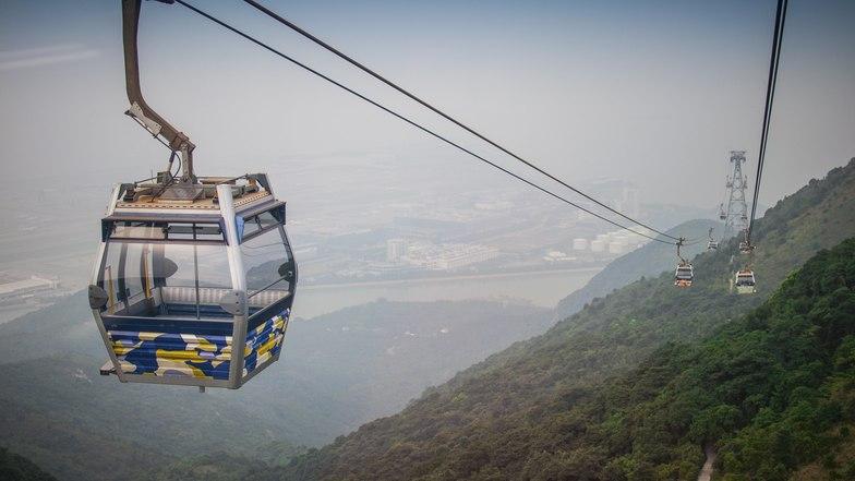 ทัวร์ฮ่องกง 2 วัน 1 คืน ยอดเขาวิคตรอเรียพีค นั่งกระเช้าลอยฟ้านองปิง 360 องศา บิน การบินไทย