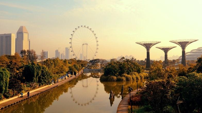 ทัวร์สิงค์โปร์ 3 วัน 2 คืน การ์เด้น บาย เดอะเบย์  อิสระท่องเที่ยวเต็มวัน บิน Thai Lion Air