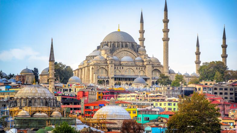 ทัวร์ตุรกี กรุงอิสตันบูล 9 วัน 6 คืน ปราสาทปุยฝ้าย ขึ้นบอลลูนชมความงามของเมืองคัปปาโดเกียใกล้ชิด (ไม่รวมในค่าทัวร์) บิน Turkish Airlines
