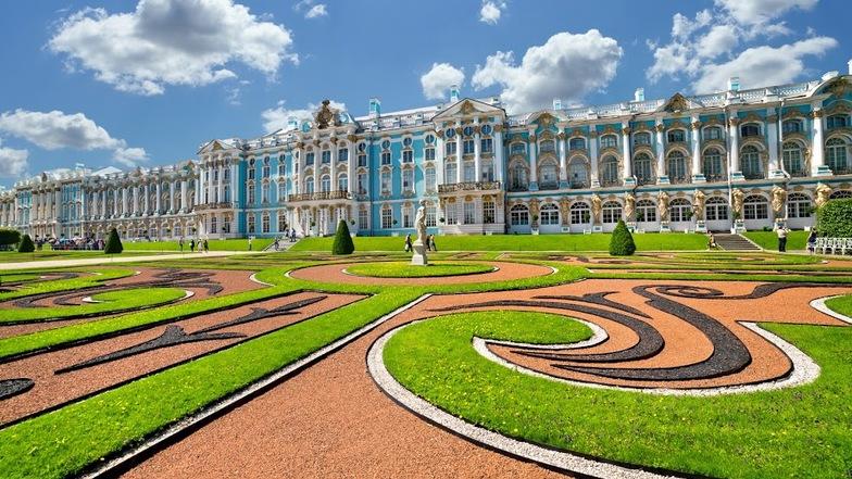 ทัวร์รัสเซีย มอสโคว์ เซ็นต์ปีเตอร์เบิร์ก 8 วัน 6 คืน พระราชวังแคทเธอรีน จัตุรัสแดง ล่องเรือแม่น้ำมอสควา บิน การบินไทย