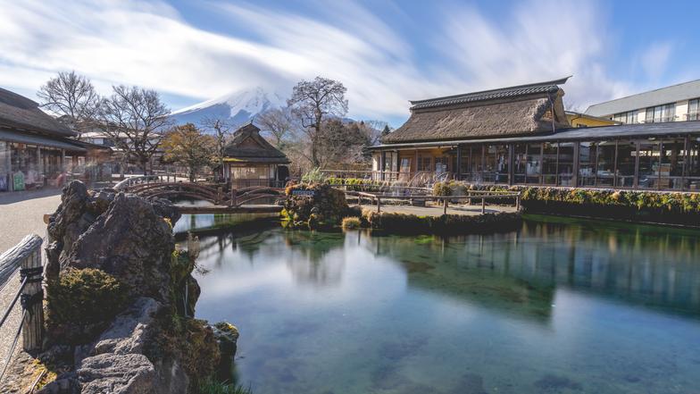 ทัวร์ญี่ปุ่น โตเกียว 5 วัน 3 คืน ภูเขาไฟฟูจิ(ชั้น5) โอไดบะ โอชิโนะฮัคไค บิน นกสกู๊ต