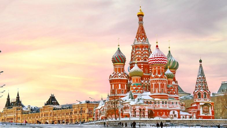 ทัวร์รัสเซีย มอสโคว์ 7 วัน 5 คืน ตามล่าเเสงเหนือ 'Aurora Hunting' ขับรถสโนโมบิลลุยหิมะ วิหารเซนต์บาซิล บิน การบินไทย