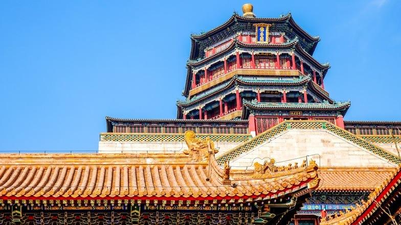 ทัวร์จีน ปักกิ่ง 5 วัน 3 คืน จัตุรัสเทียนอันเหมิน กำแพงเมืองจีนด่านจวีหยงกวน SNOW WORLD บิน Air China
