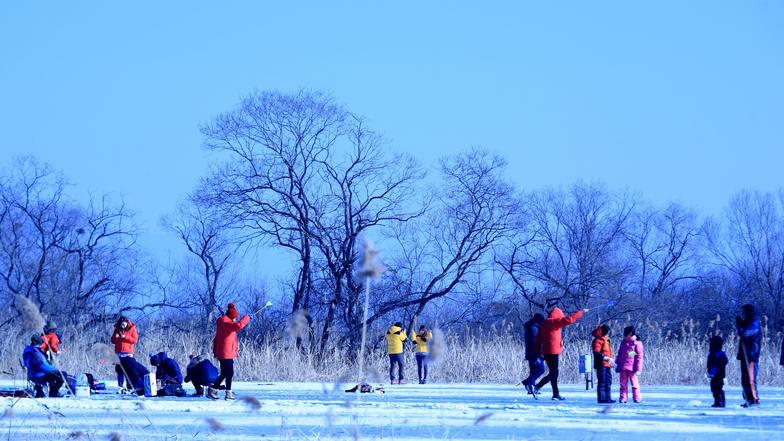 ทัวร์เกาหลี กรุงโซล 5 วัน 3 คืน เทศกาลตกปลาน้ำแข็ง สวนสนุกเอเวอร์แลนด์ นอนสกีรีสอร์ท 1 คืน บิน ไทยแอร์เอเชียเอกซ์